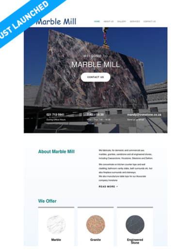 Marble-Mill